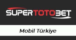Süpertotobet Mobil Türkiye