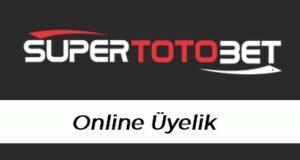 Süpertotobet Online Üyelik