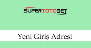 Supertotobet726 Yeni Adresi – Süpertotobet 726