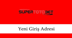 Supertotobet746 Yeni Giriş - Süpertotobet 746
