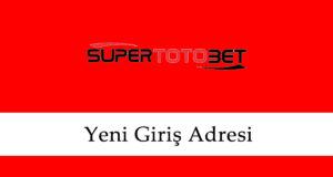 Supertotobet744 Yeni Giriş - Süpertotobet744